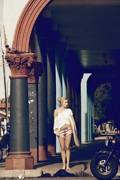 Александра Спенсер для новой коллекции Car Mar весна 2012. Изображение № 20.