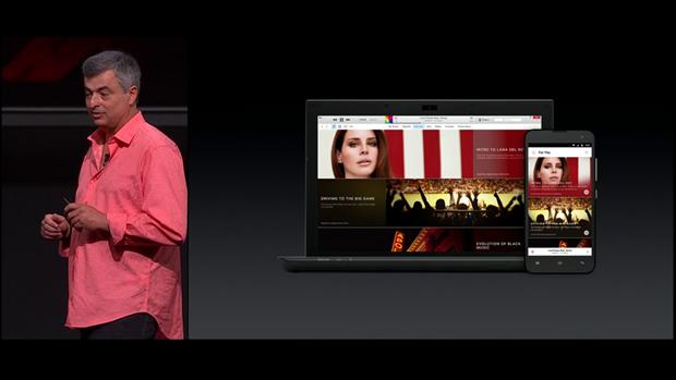 На WWDC представили потоковый сервис Apple Musiс. Изображение № 9.