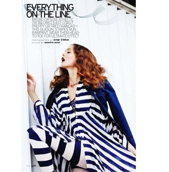 Изображение 29. Съемки: 10, Elle и Vogue.. Изображение № 24.
