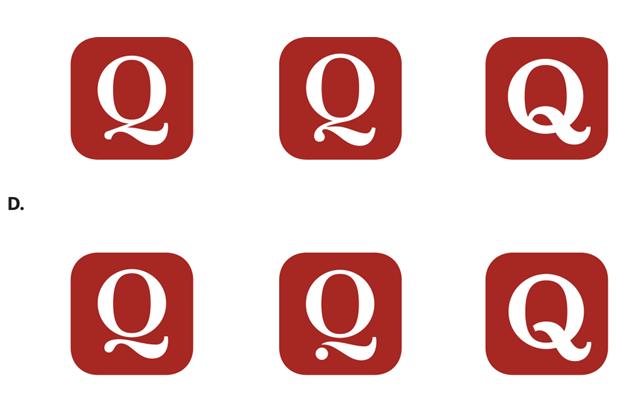 Шрифтовик рассказал о процессе редизайна логотипа Quora. Изображение № 5.