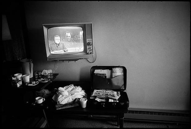 Комната Мартина Лютера Кинга через несколько часов после его смерти, 1968. Изображение № 20.