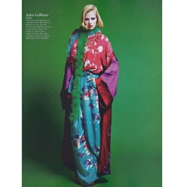 Изображение 30. Съемки: Harper's Bazaar, Industrie, Vogue и другие.. Изображение № 77.