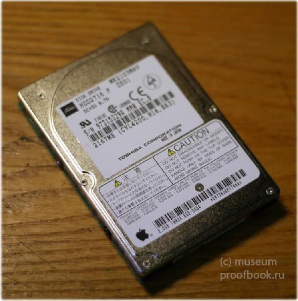 Ретро: Apple Powerbook 3400c200 97года. Изображение № 18.