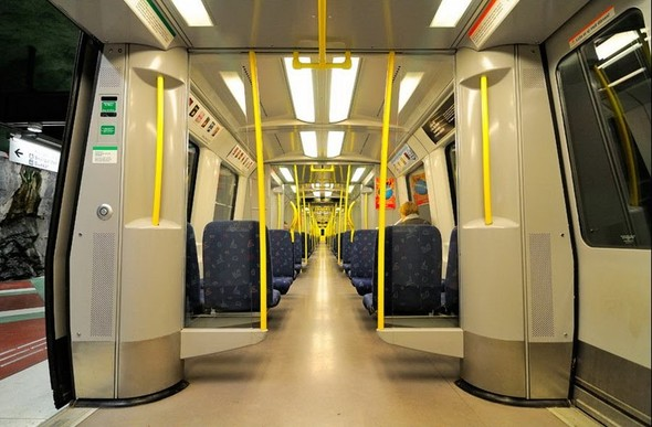 Шведский метрополитен. Изображение № 9.