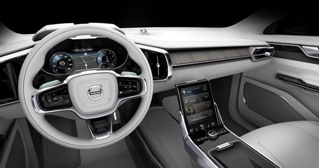 В Volvo разработали салон машины на автопилоте. Изображение № 3.