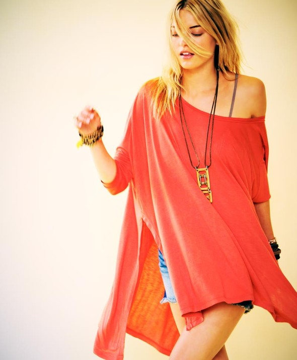 Лукбуки: H&M, Free People, Mango и Zara. Изображение № 17.
