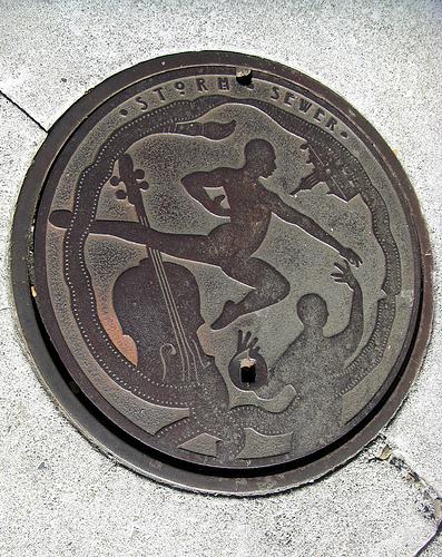 Искусство канализационного барельефа. Изображение № 24.