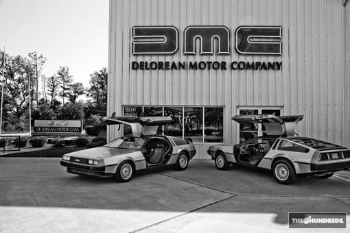 DeLorean. Автомобиль-легенда. Часть 1. Изображение № 2.