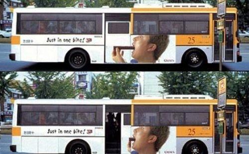 Креативные автобусы. Изображение № 2.