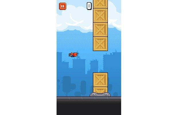 Клоны Flappy Bird возглавили рейтинг приложений App Store. Изображение № 4.
