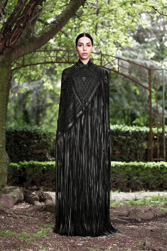 Givenchy Haute Couture FW 2012. Изображение № 1.