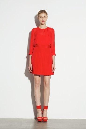 Лукбук: DKNY Pre-Fall 2012. Изображение № 23.