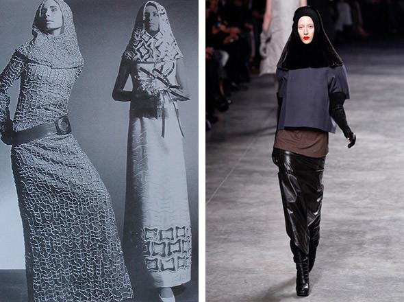 Винтаж и мода: От барахолки до подиума. Изображение № 5.