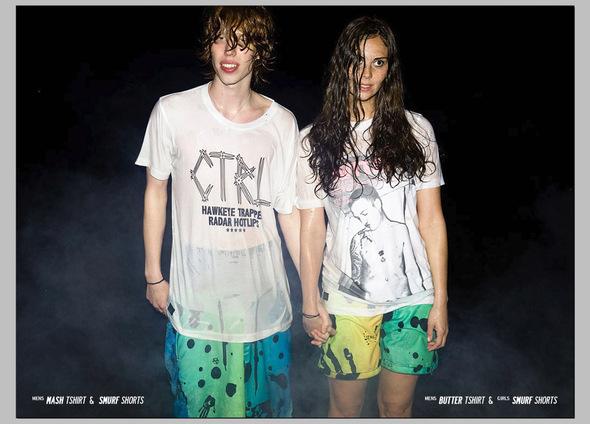 CTRL CLOTHING SPRING 09. Изображение № 22.