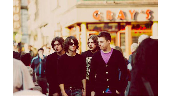 Arctic Monkeys: Cornerstone. Изображение № 1.