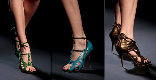 Жан-Поль Готье на неделе высокой моды 2010. Изображение № 12.