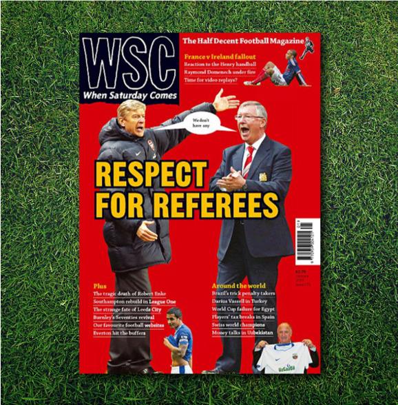Заметки на полях: Журналы о футболе, которые на самом деле интересно читать. Изображение №17.