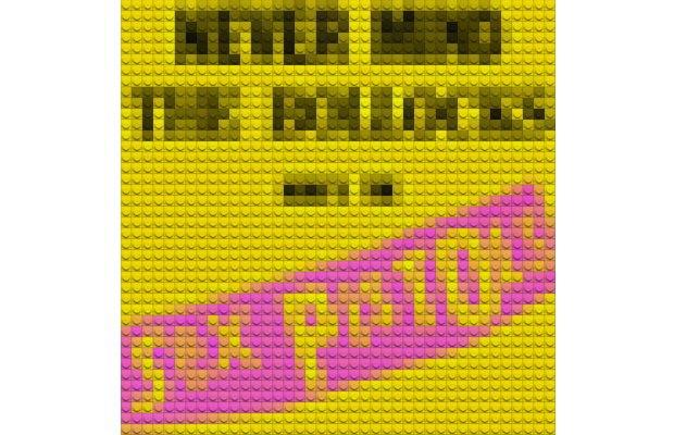 Tumblr-блог публикует Lego-ремиксы обложек альбомов. Изображение № 4.