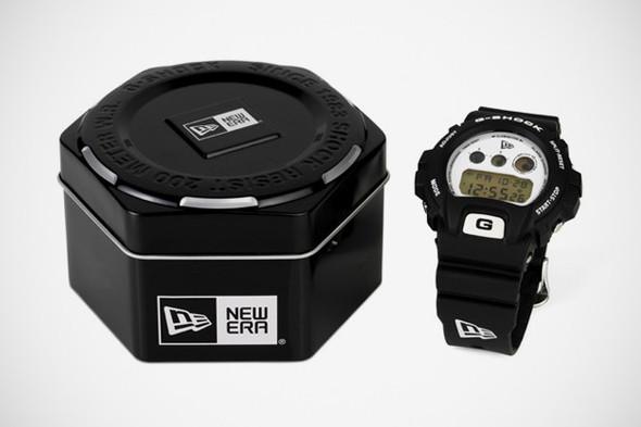 Casio G-Shock DW6900 и New Era. Изображение № 1.