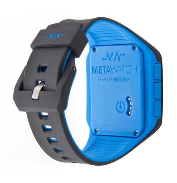 Новые умные часы для Android смартфона или iPhone 4S: MetaWatch STRAT. Изображение № 4.