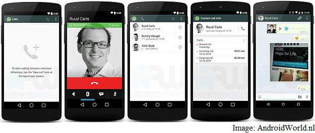 В Сеть попали скриншоты новых функций WhatsApp. Изображение № 1.