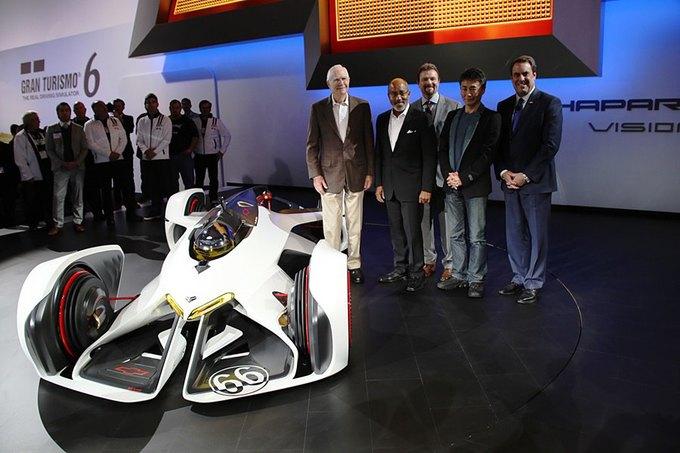 Chevrolet создала суперкар для Gran Turismo. Изображение № 10.