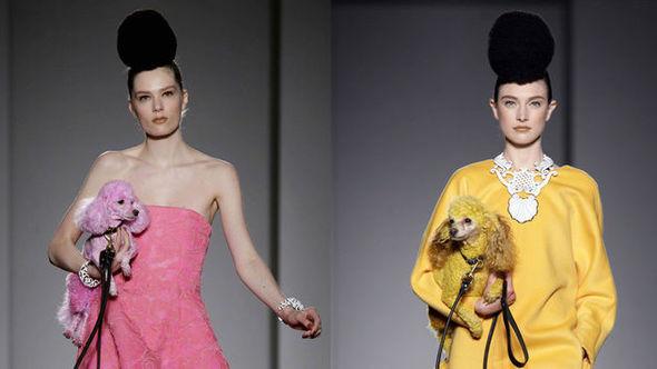 Изображение 3. Коллекция Isaac Mizrahi на Неделе моды Mercedes Benz Fashion Week 2011.. Изображение № 3.