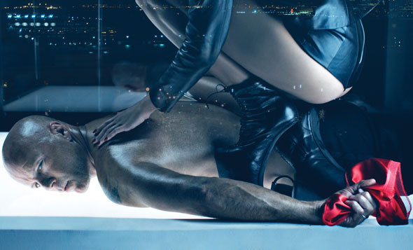 Mr. & Mrs. Willis by Steven Klein. Изображение № 11.