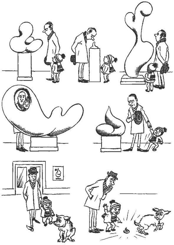 Карикатура какиллюстрация жизни. Изображение № 8.