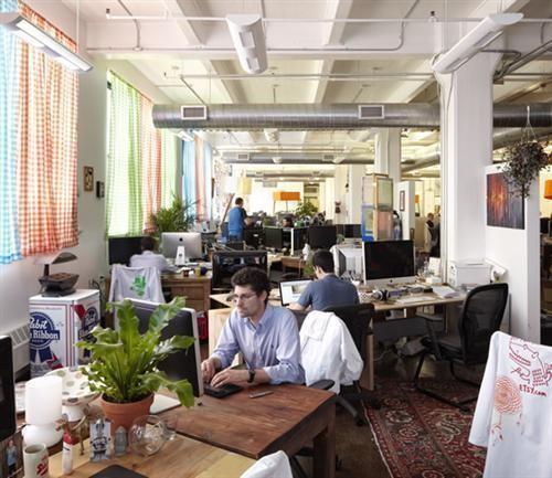 Изображение 78. 23 офиса, работать в которых - одно удовольствие.. Изображение № 54.