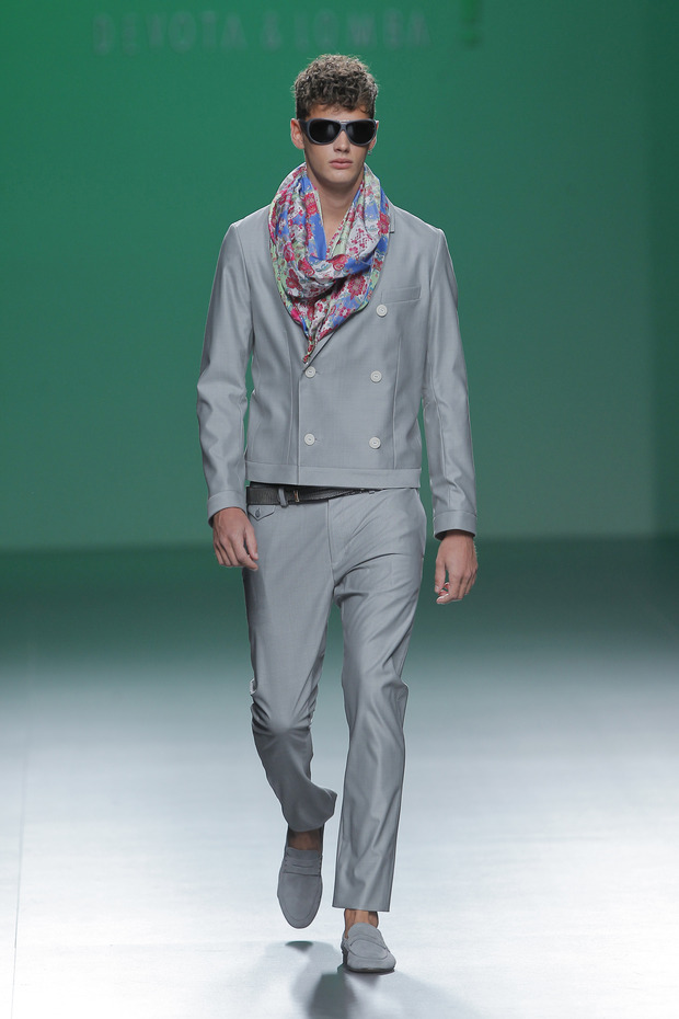 Madrid Fashion Week SS 2013: DEVOTA & LOMBA . Изображение № 25.