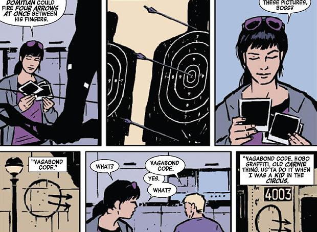 13 комиксов для тех, кто устал от банальных супергероев. Изображение № 11.