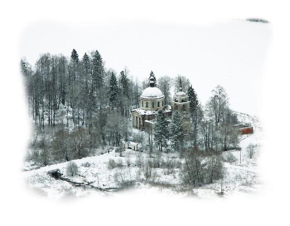 Зима в очень средней полосе. Изображение № 22.