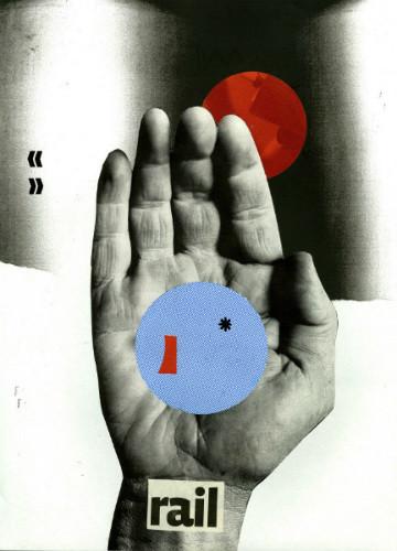 Клей, ножницы, бумага: 10 современных художников-коллажистов. Изображение № 40.