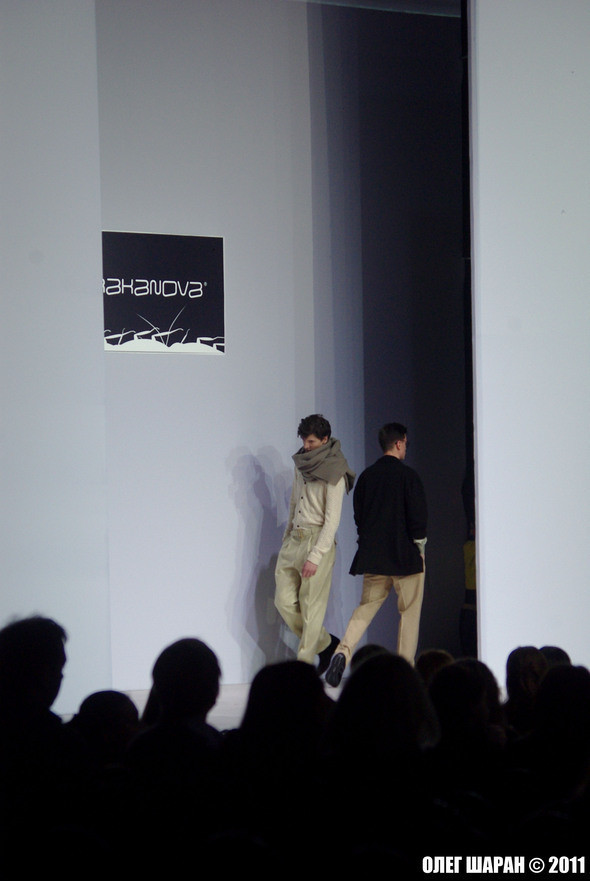 Изображение 31. Volvo Fashion Week: Tarakanova Men's Collection.. Изображение № 31.