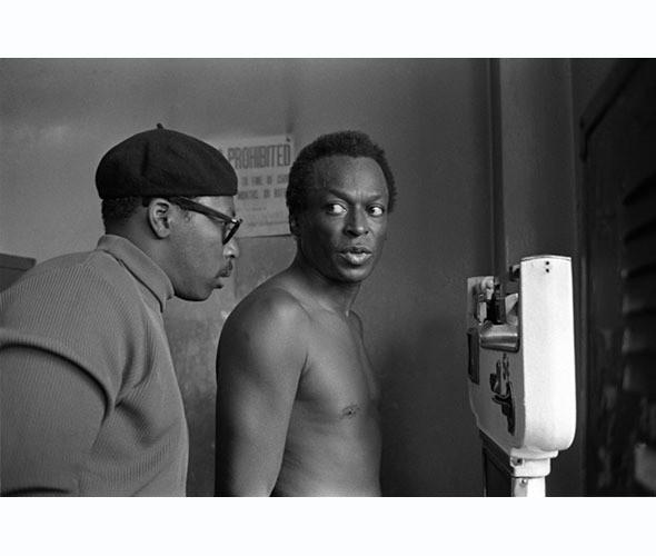 "Изображение 33. Выставка: Барон Уолмен ""The Rolling Stone Years"".. Изображение № 34."