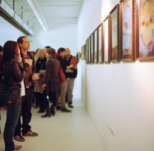 Jeremy Fish в Artyfarty Gallery. Изображение № 8.