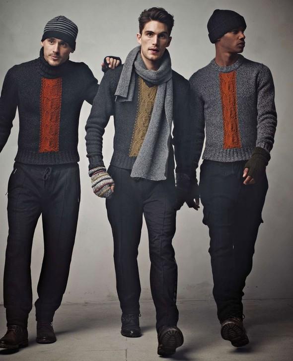 Лукбук: Dolce & Gabbana FW 2011 Men's. Изображение № 32.