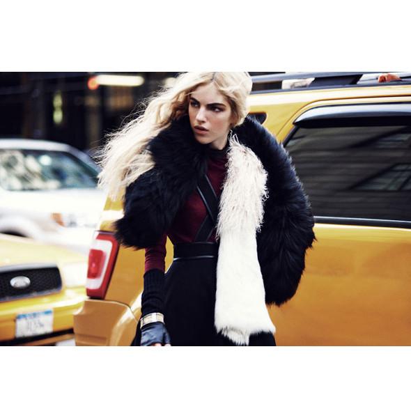 Изображение 26. Съемки: Harper's Bazaar, Metal, V и Vogue.. Изображение № 26.