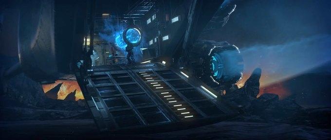 Российский художник опубликовал концептуальный тизер фильма The Tool . Изображение № 13.