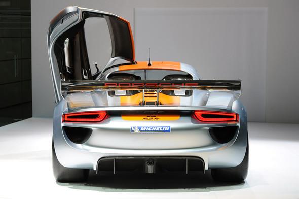 Немцы предъявили миру Porsche 918 RSR Hybrid. Изображение № 1.