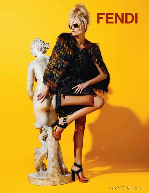 Превью кампаний: Fendi, Bottega Veneta и Donna Karan. Изображение № 1.