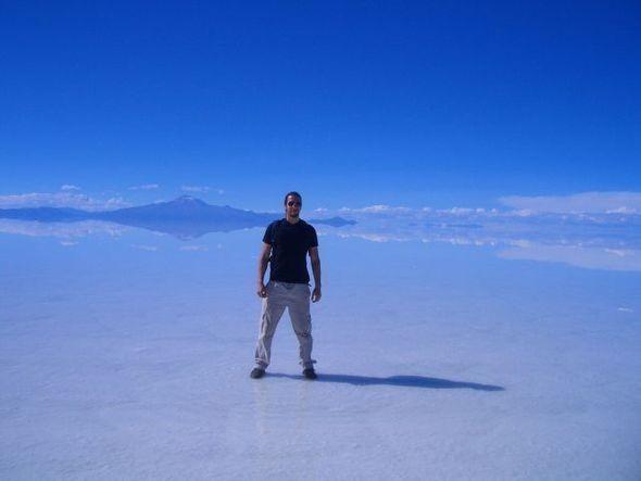 Изображение 9. Зеркало Земли - озеро Salar de Uyuni.. Изображение № 4.
