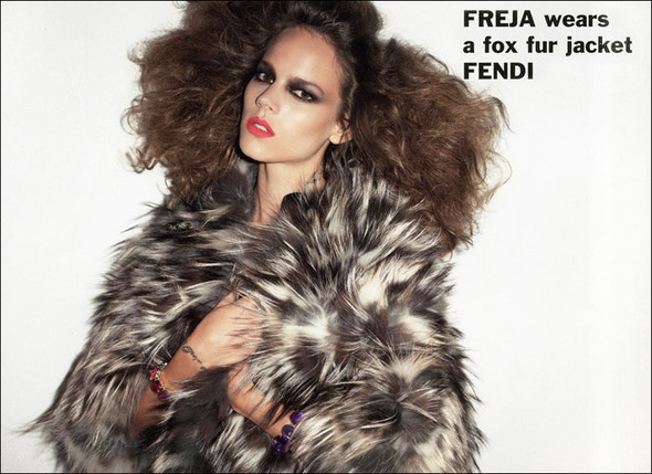 Purple Fashion: Best of the season by Terry Richardson. Изображение № 22.