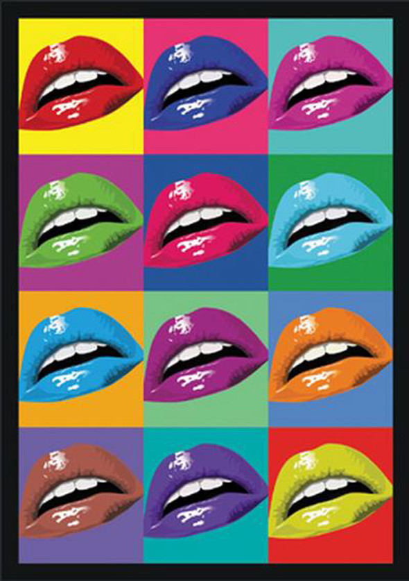 Pop-art. Яркий мир. Изображение № 20.