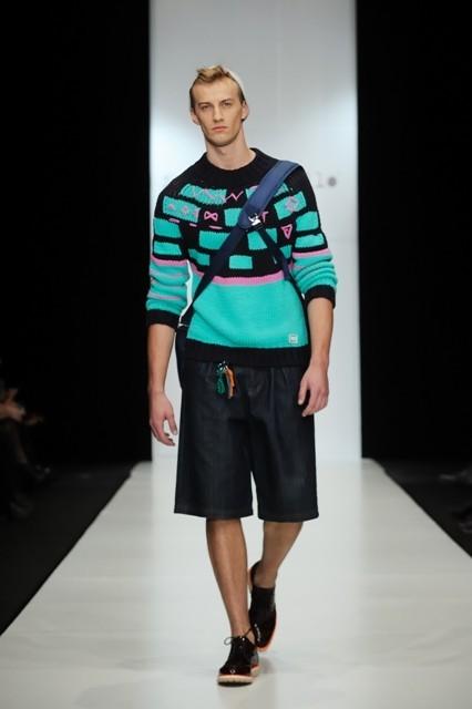 Mercedes-Benz Fashion Week Russia: день первый. Изображение № 1.
