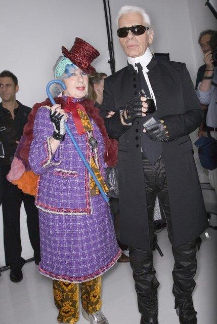 Анна Пьяджи. Модный гардероб. Изображение № 7.