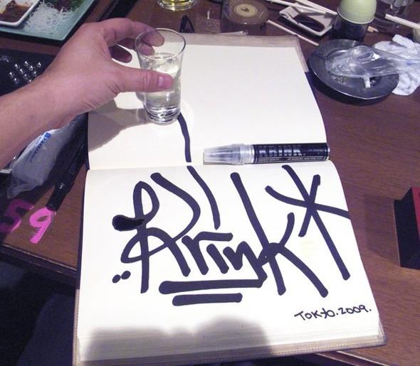 KRINK: Вандализм по спецзаказу MINI, Levi's, Red Bull. Изображение № 56.