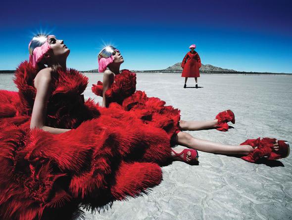 Съемки: Numero, Vogue, W и другие. Изображение №76.
