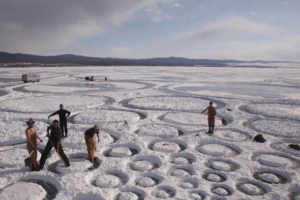 Изображение 36. Самый большой в мире Art-объект на Байкале.. Изображение № 15.